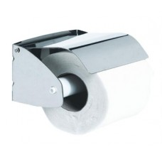 MIHA WC papír tartó, fényes inox