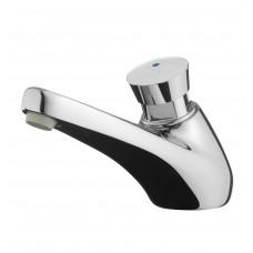 PRESTO 605 Időzített elzárású mosdócsaptelep kevert vízre